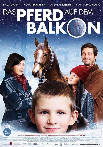 MonoPlus | Das Pferd auf dem Balkon