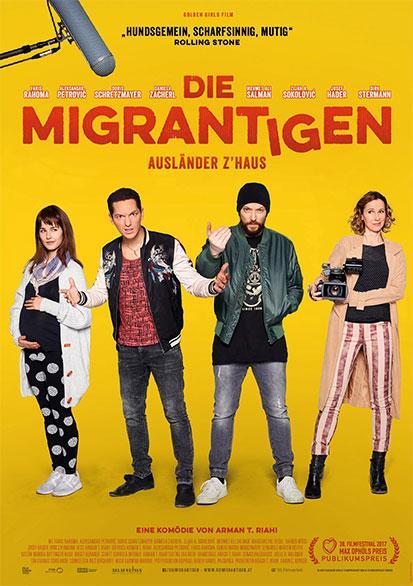 MonoPlus | Die Migrantigen