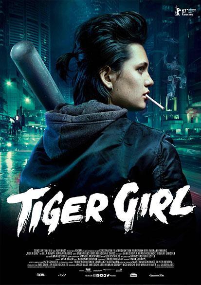 MonoPlus | Tiger Girl